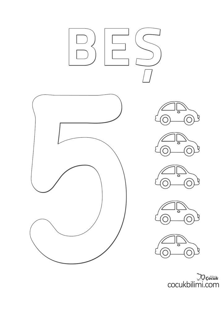 araba beş