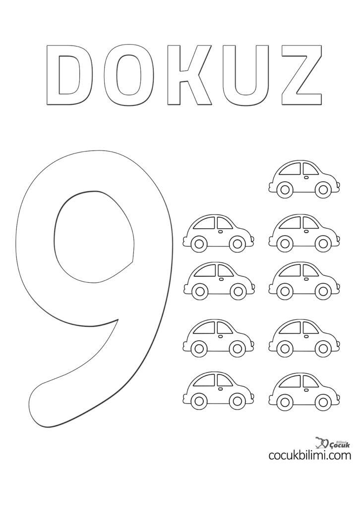 araba dokuz