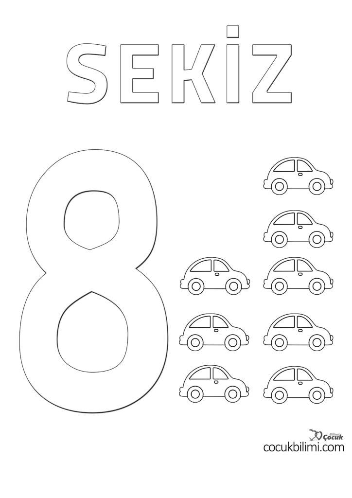 araba sekiz