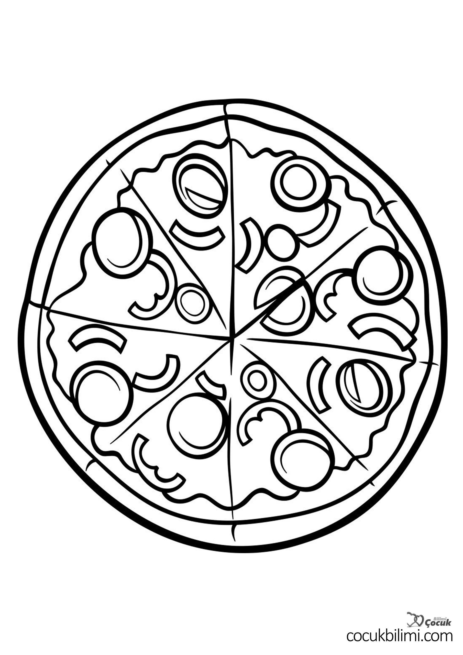 pizza-boyama