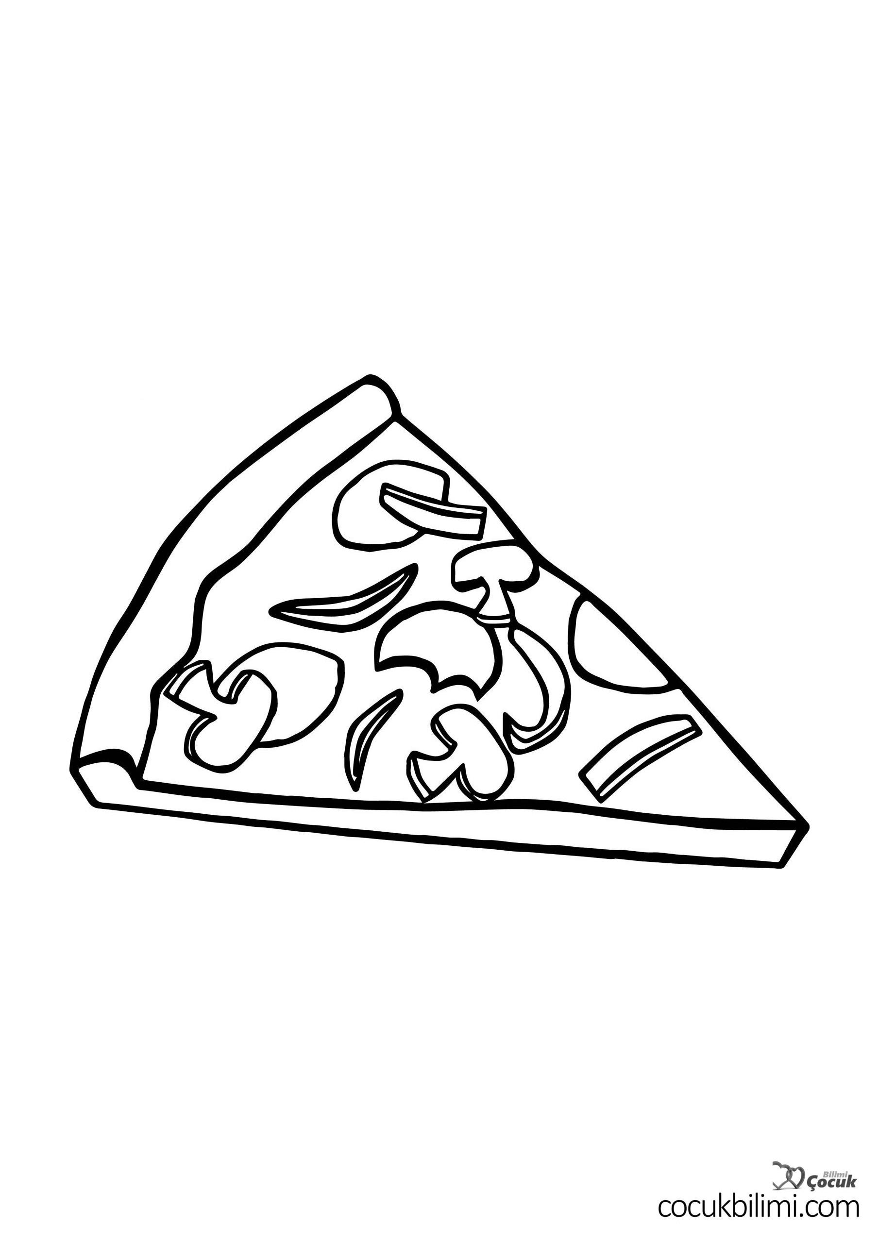 pizza-dilimi-boyama