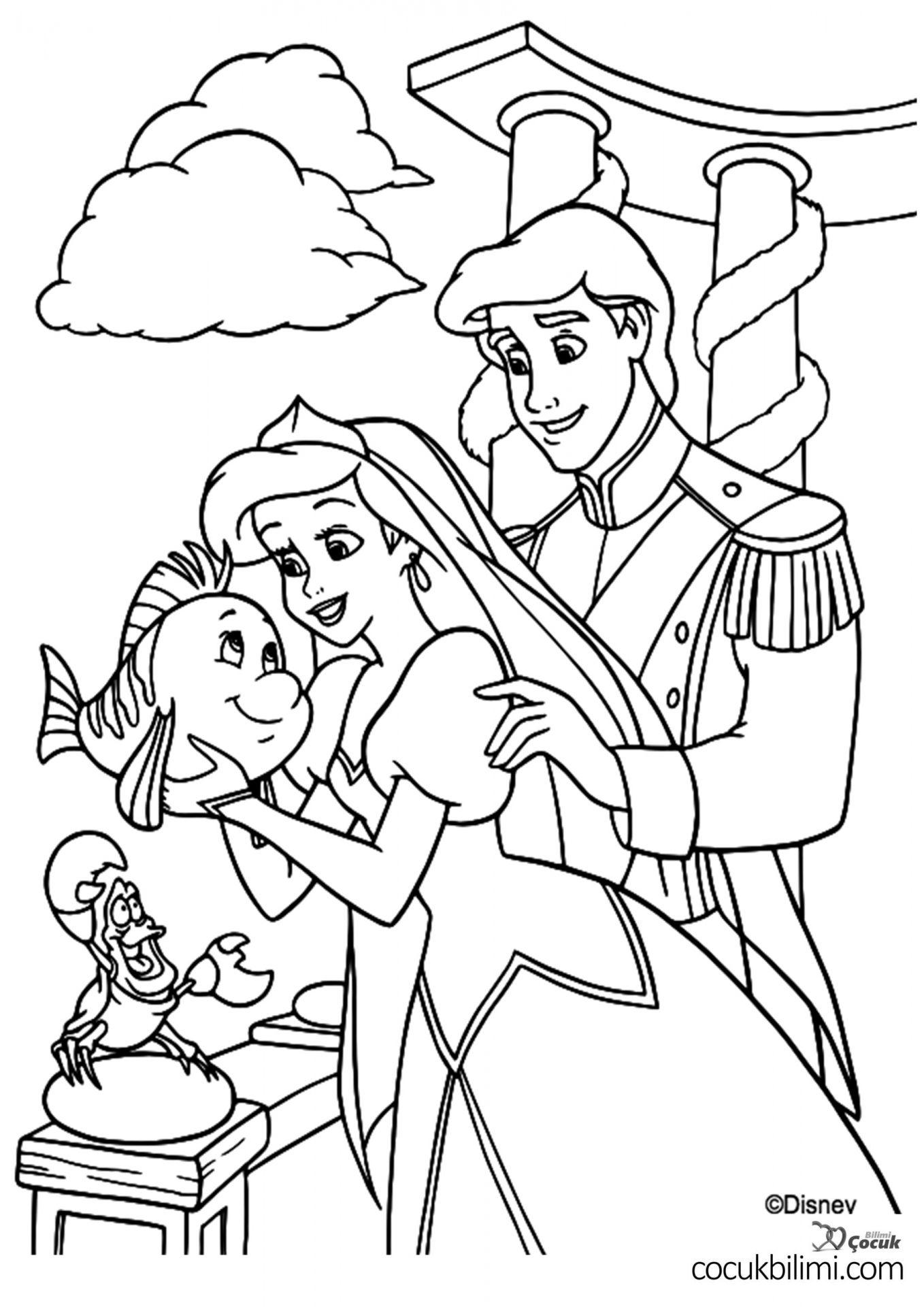 prenses-boyama