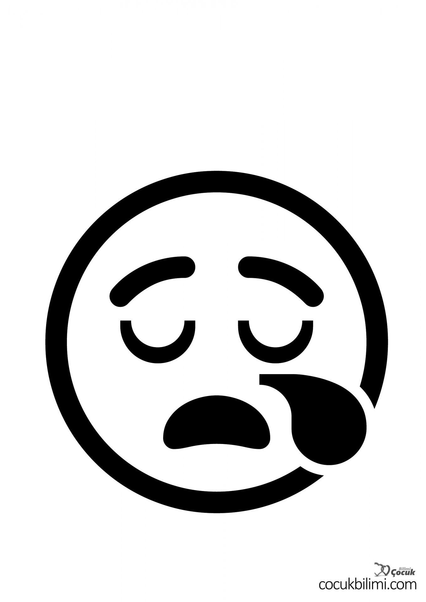 uykulu-emoji-boyama