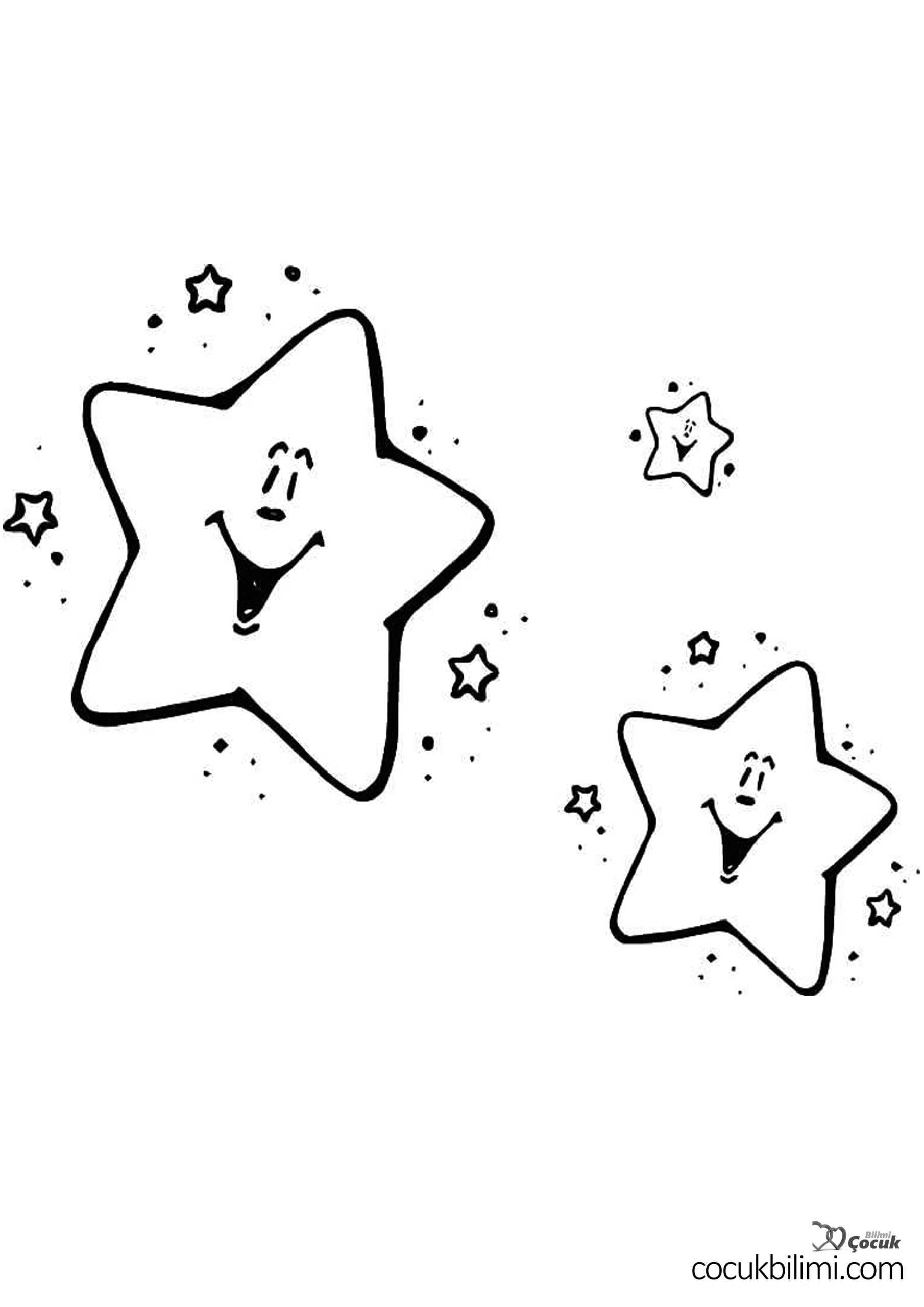 yıldız boyama
