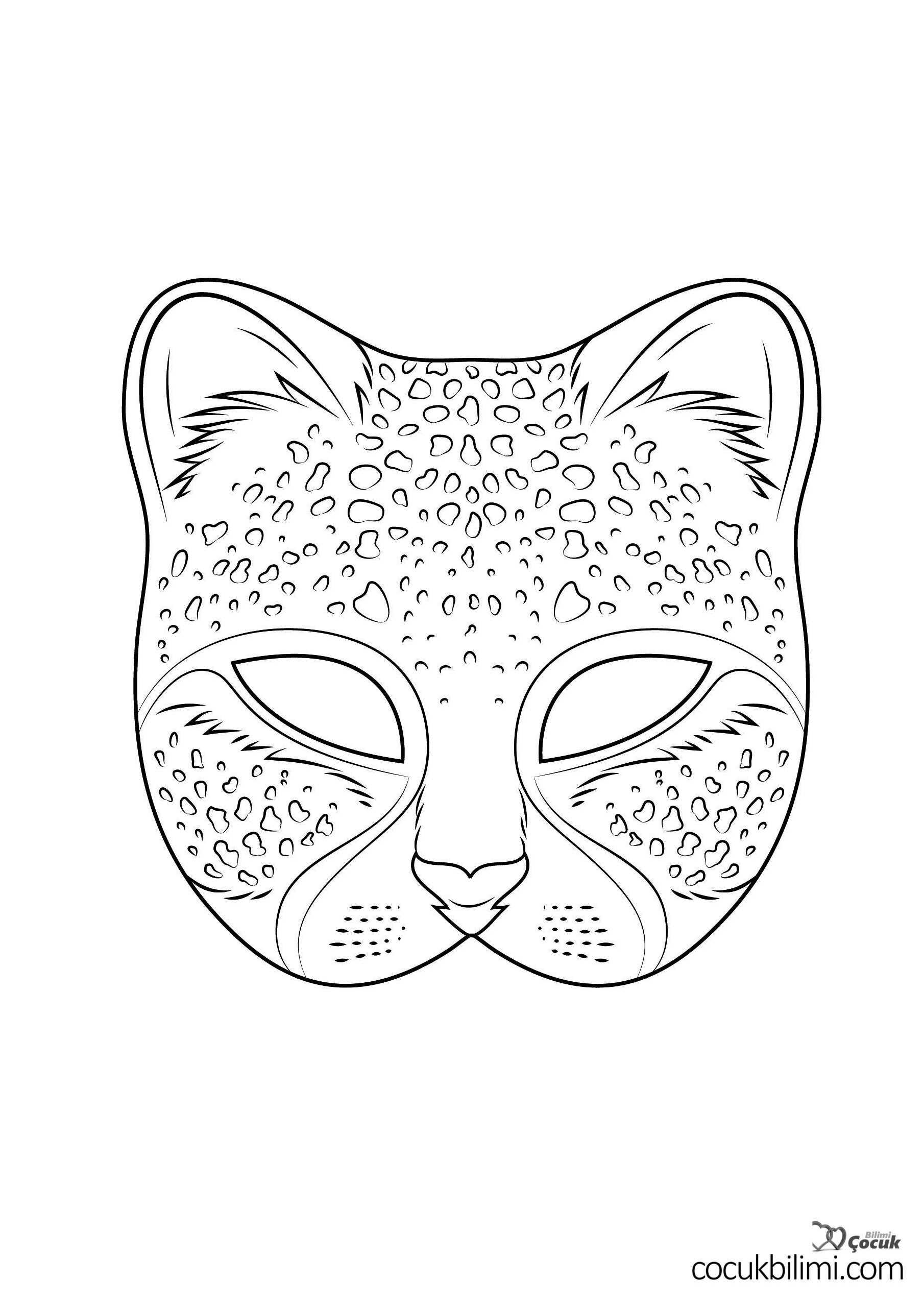 maske-boyama